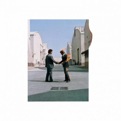 Wish You Were Here - Album Cover